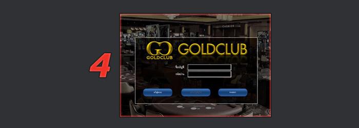 login goldclubslot